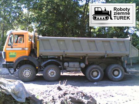 Transport ciężarowy Łódź.